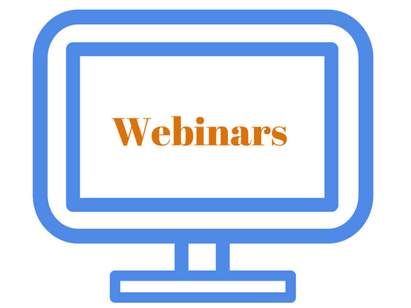 In Depth Webinars To Expand Your Knowledge