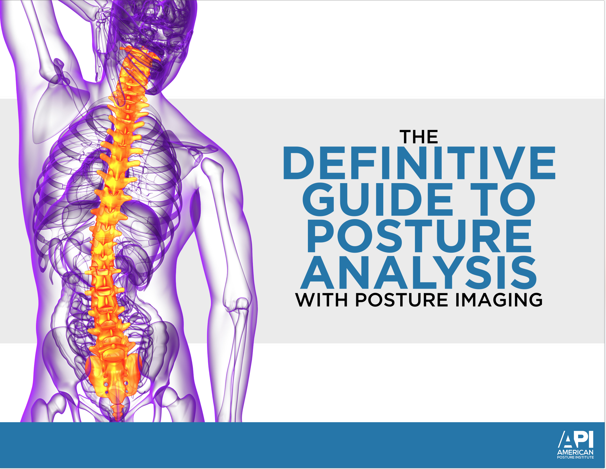 Use this 7 Page Guide to learn how to accurately & Objectively do a posture analysis.