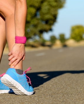 Plantar Fasciitis: Foot function starts with lumbo-pelvic posture.