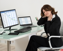 Get the Research on Posture and Productivity