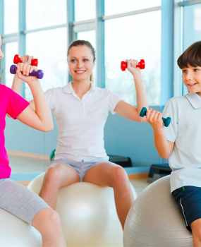 Better Posture for Healthier Children