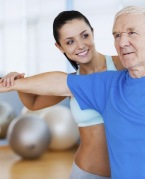 3 Reasons Why Geriatric Patients Need Vibration Therapy