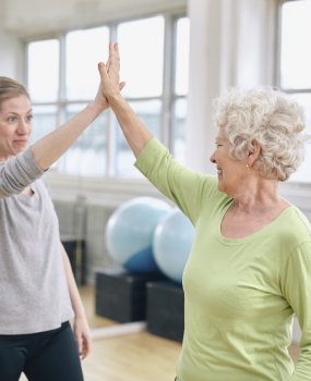 Fall Prevention for Elderly Patients