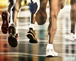 Race to Health: Proper Posture for Efficient Energy Expenditure
