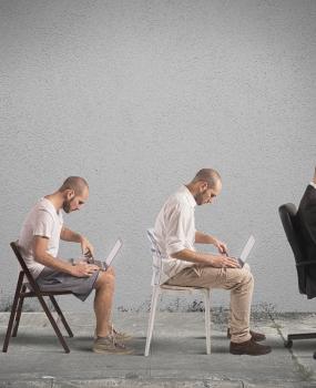 Forward Head Posture, a Corporate Nightmare