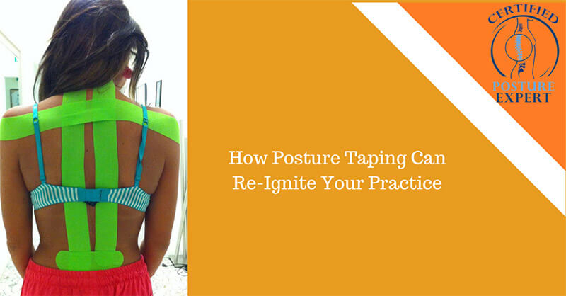 How Posture taping improves compliance & retention