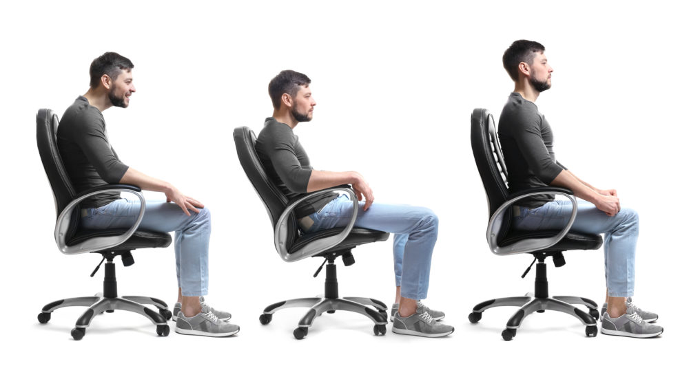 Slouched Sitting Makes You Sick Proper Posture Keeps You