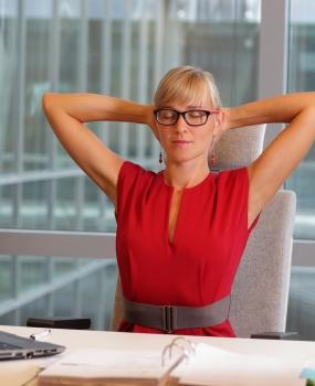 3 Desk Exercises to Prevent Neck Pain